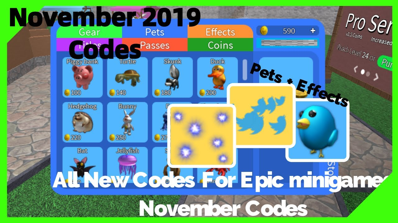 Epic Minigames Roblox All New Epic Minigame Codes November 2019 Youtube