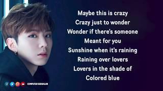 Download Mp3 Monsta X - Someone's Someone Lyrics