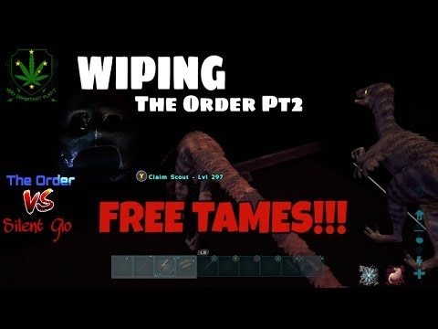 Wiping The Order pt2