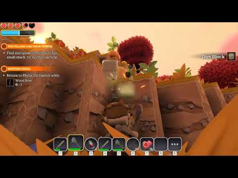 Portal Knights E4 Autumn Springs Youtube