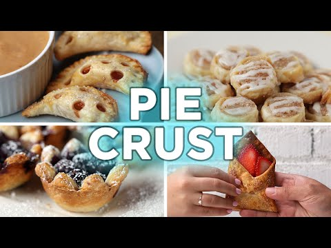 4 Desserts You Can Make With Pie Crust