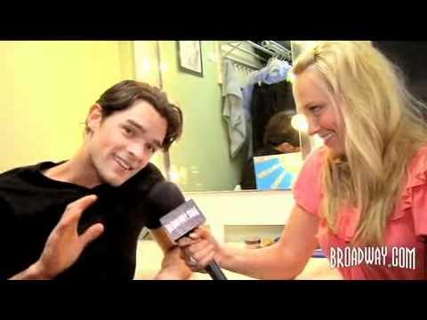 Behind the s: VDay Mamma Mia! Video