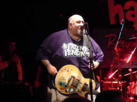 Chris Burney - Jump Around - Bowling For Soup - Cambridge - 28.10.12