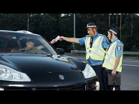 Новая патрульная полиция Украины 2019 - взятка для гаишника Еврея | Дизель Студио, приколы 2019