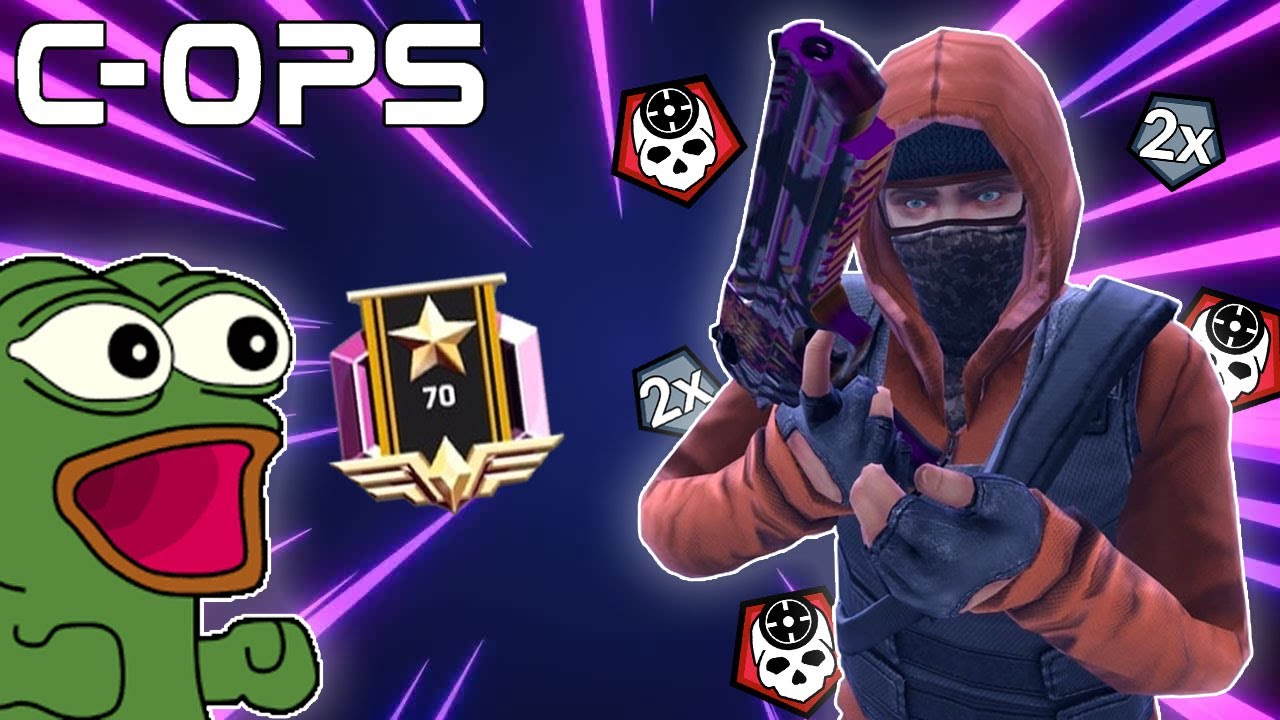 Download Critical Ops ELITE OPS RANKED but I'm getting carried by PROS (with voice)