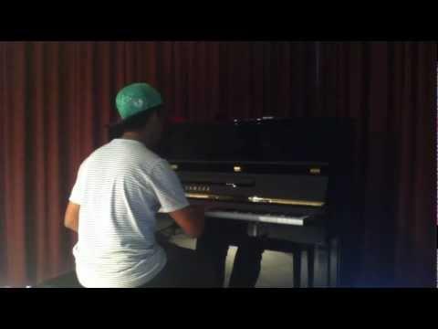 Kanye West - Amazing - Piano Cover
