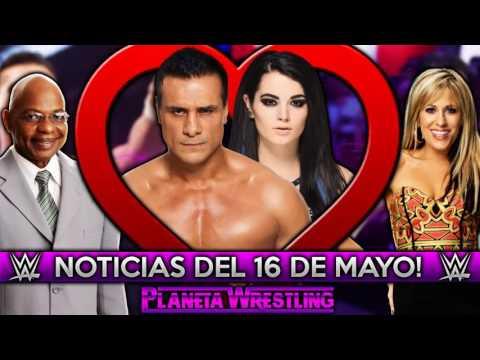 WWE noticias (16/5/2016): Alberto del Río y Paige pareja, Jericho, Rollins y más