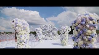 Свадьба на природе, шатёр №5