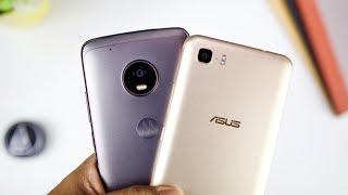 Moto G5 Plus vs Asus Zenfone 3S Max Camera Comparison