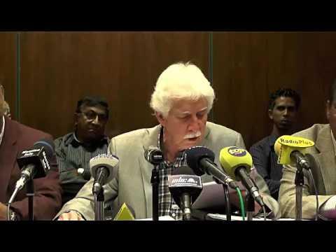 Maurice Info - Conférence de presse du MMM du 6 Aout 2017
