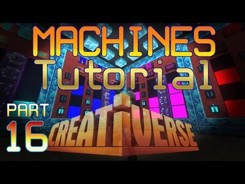 Creativerse R38 Machines Tutorial 16 - Arc Signs