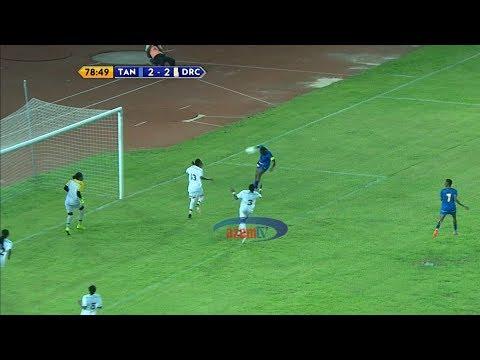 MAGOLI YOTE: TWIGA STARS 2-2 DR CONGO (KUFUZU OLIMPIKI - 5/4/2019)