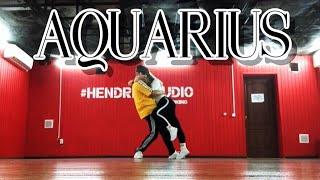 [DARIA] Aquarius - Tinashe / 1MILLION Dance / Jin Lee Choreography /