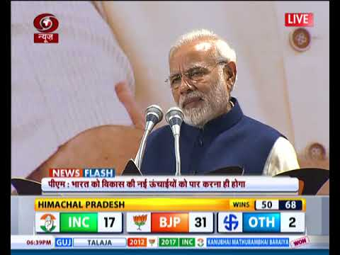 FULL SPEECH: PM Narendra Modi's address at party headquarters in New Delhi