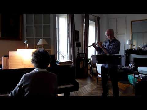 Ned Rorem: 'Love'  (flute & piano)