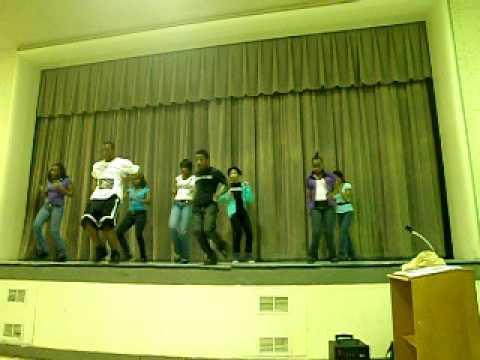 Unexxxposed Dance Squad @ Al Raby Family Night