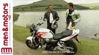 2004 Honda CB 1300 Review