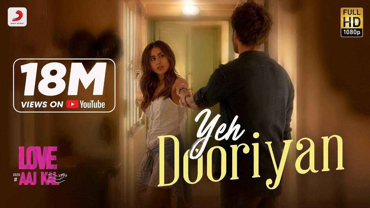 Yeh Dooriyan - Official Music Video | Love Aaj Kal | Sara & Kartik | Pritam | Mohit Chouhan MyTu
