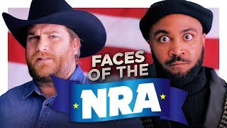 The New Face of the NRA |  CH Shorts