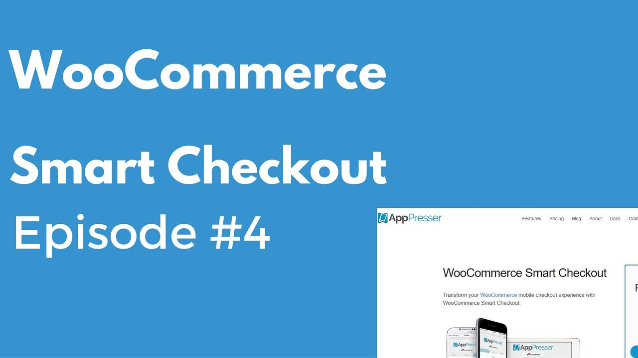 WooCommerce Smart Checkout WordPress Plugin -- PluggedIn Radio Episode #4
