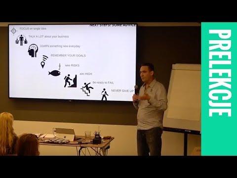 🗣 Świetny pomysł nie wystarczy ⚡️ Rafael Badziag w Google Campus 💰 Tajemnica Miliarda Dolarów