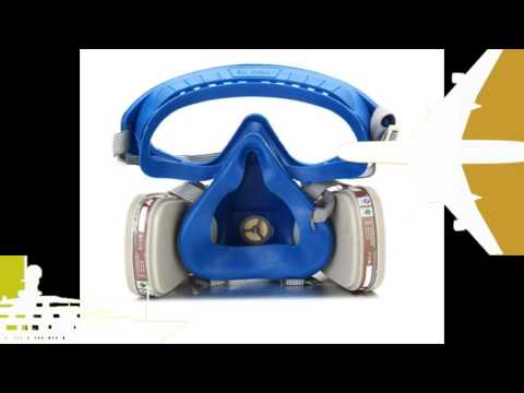 silicone-full-face-respirator-gas-mask-&-goggles-comprehensive-cover-paint-chemical-pesticide-mask-d