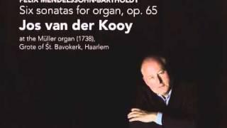 Mendelssohn: Orgelsonate 3 A-Dur Op. 65 - 2. Andante Tranquillo