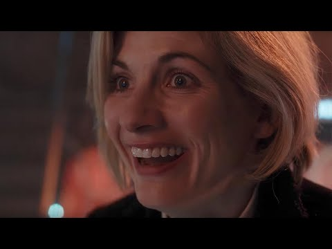 The Twelfth Doctor Regenerates – Peter Capaldi to Jodie Whittaker  Doctor Who  BBC