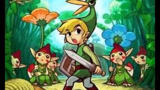 Legend of Zelda: Minish Cap - Zelda
