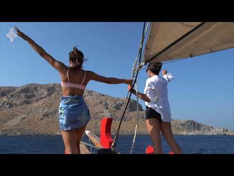 Λέρος - Leros Island (1,5 min Promo)