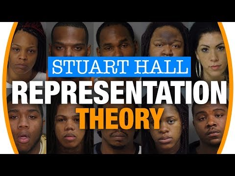 Stuart Hall's Representation Theory Explained! Media Studies Revision