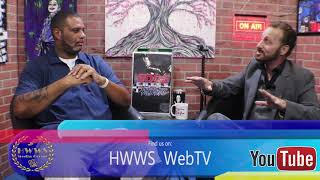 HWWS WebTV Presents: Meet the C.H.E.S.S. Man! An Interview with Comic Creator Alfred Paige