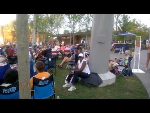 Greensboro Uptown Lebauer Park Jazz