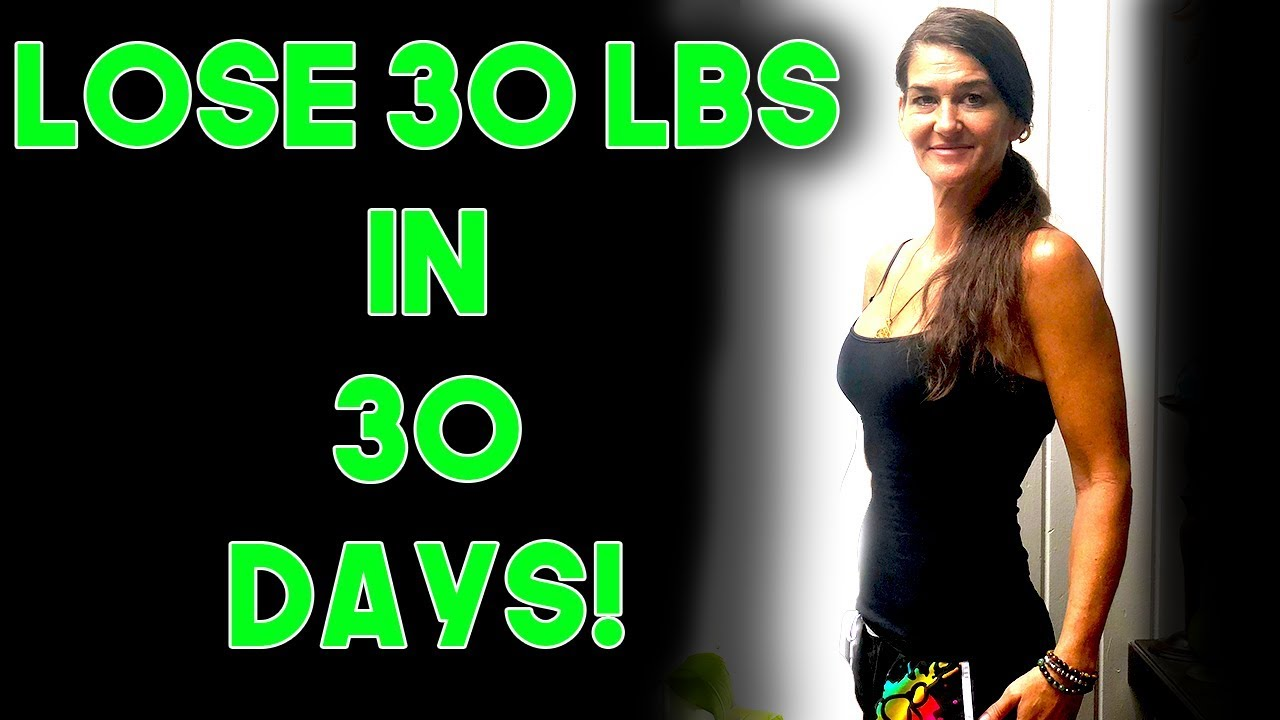 rapid 30 weight loss