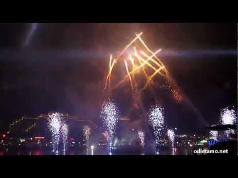 Australia Day 2013 - Darling Harbour Fireworks - Sydney