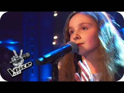 Edith Piaf - Non, je ne regrette rien (Sofie) | The Voice Kids 2017 (Germany) | Sing Offs | SAT.1