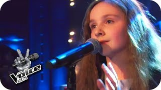 Edith Piaf - Non, je ne regrette rien (Sofie) | The Voice Ki...