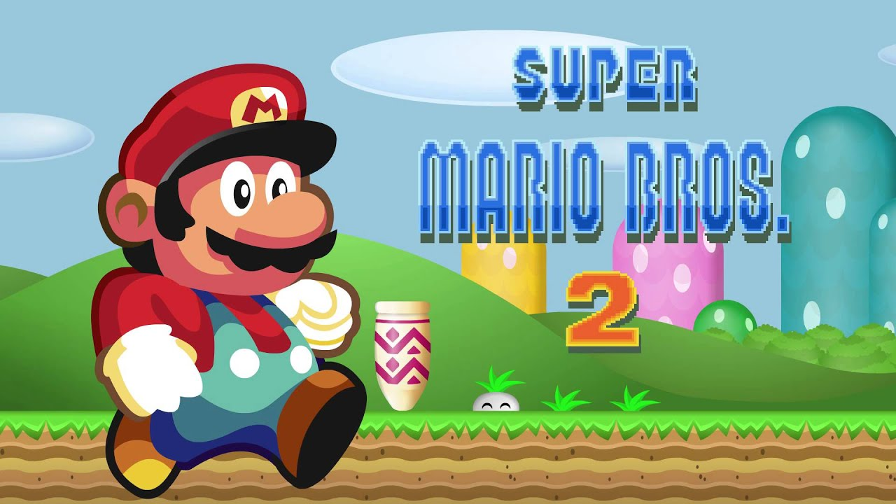 super mario bros 2 overworld high quality remix youtube. Black Bedroom Furniture Sets. Home Design Ideas