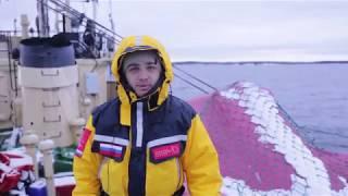 Студенты МИФИ в Арктике