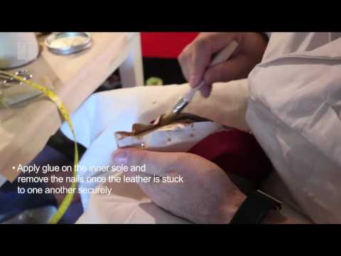 How to make Salvatore Ferragamo Varina ballet flats