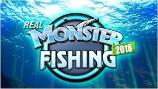 НОВАЯ ИГРА ПРО РЫБАЛКУ НА АНДРОИД ПОДОБИЕ КЛОН ИГРЫ РЫБАЛОВНЫЙ КРЮЧОК MONSTER FISHING 2018 ANDROID
