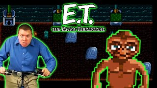 E.T. ATARI Video Game IRATE Gamer Review Part 2