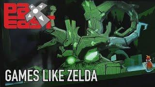 Games Like Zelda At PAX East 2016