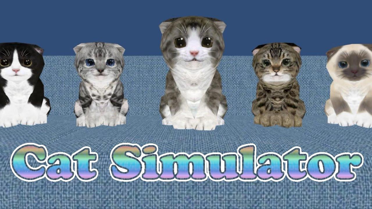 Cat Simulator (iPad) || Soy una linda gatita!! Meowww! - YouTube