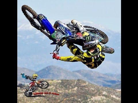 Manobras De Motocross Americanos Youtube