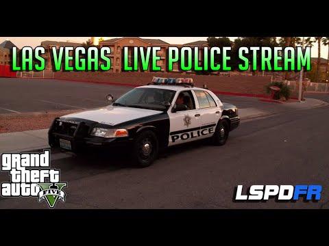 GTA 5 LSPDFR - Las Vegas Patrol - LIVE Police Radio