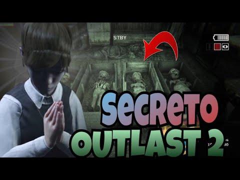 El SECRETO Que Oculta Outlast 2!