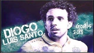 Diogo Luís Santo - Goals & Assists 2018