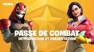 Fortnite - Introducing the Season 9 Combat Pass