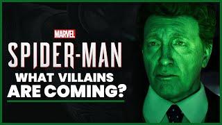 Spider-Man 2: Villain Wishlist & Predictions for Insomniac Games Sequel (Spiderman 2 PS5/PS4)